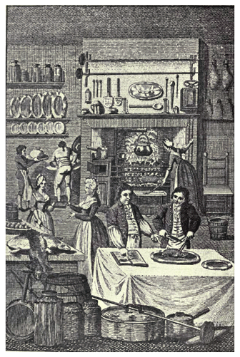 Pre 1800 cookbooks for 18th century cuisine